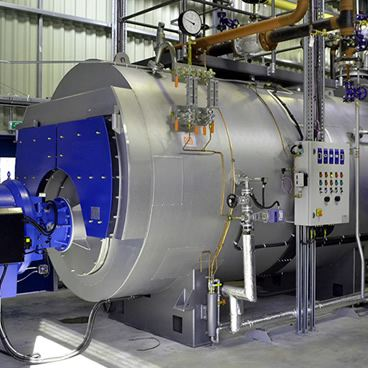 Steam Boiler Services